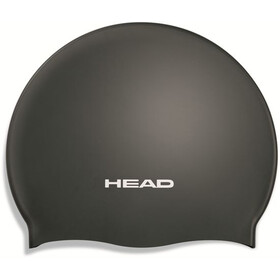 HEAD Swim Cap Silicone Moulded Black (BK)